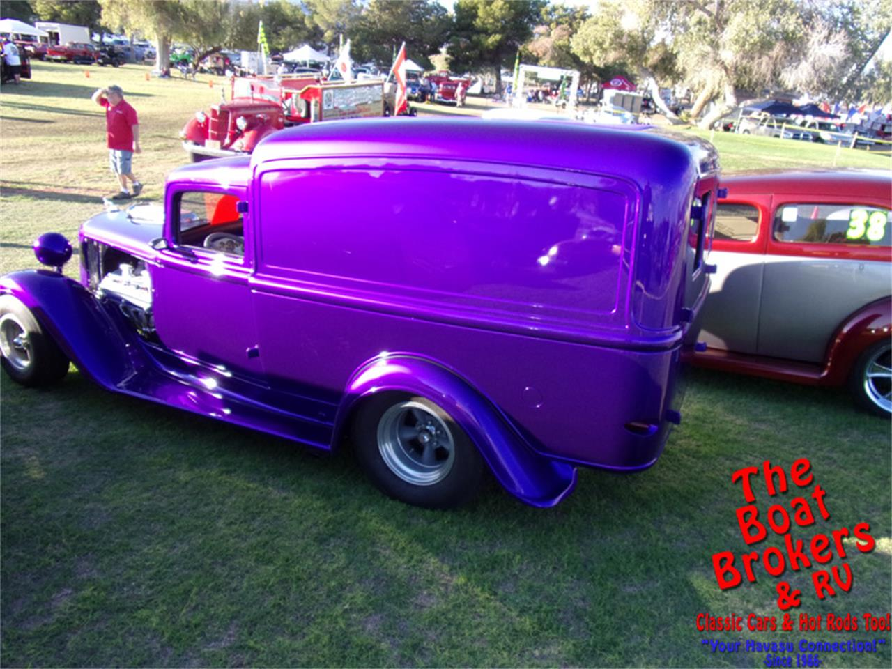 Large Picture of 1934 Dodge D100 located in Arizona Offered by The Boat Brokers - Q4SM