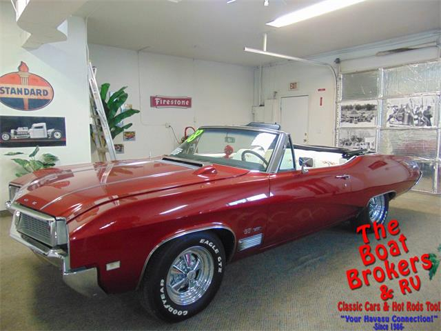 Picture of Classic 1968 Buick 2-Dr Coupe - $34,995.00 Offered by  - Q4SP