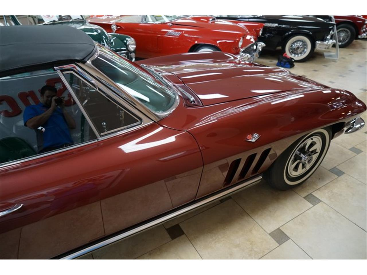 Large Picture of Classic 1965 Chevrolet Corvette Offered by Ideal Classic Cars - Q4SU