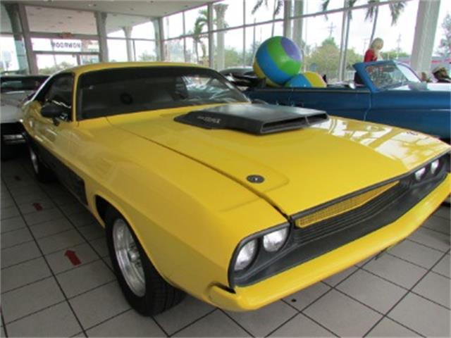 Picture of '72 Challenger - Q4SW