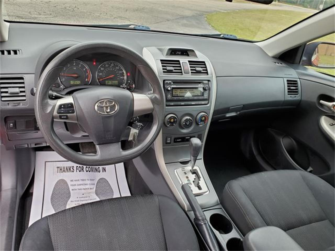 Large Picture of '12 Corolla - Q4T7
