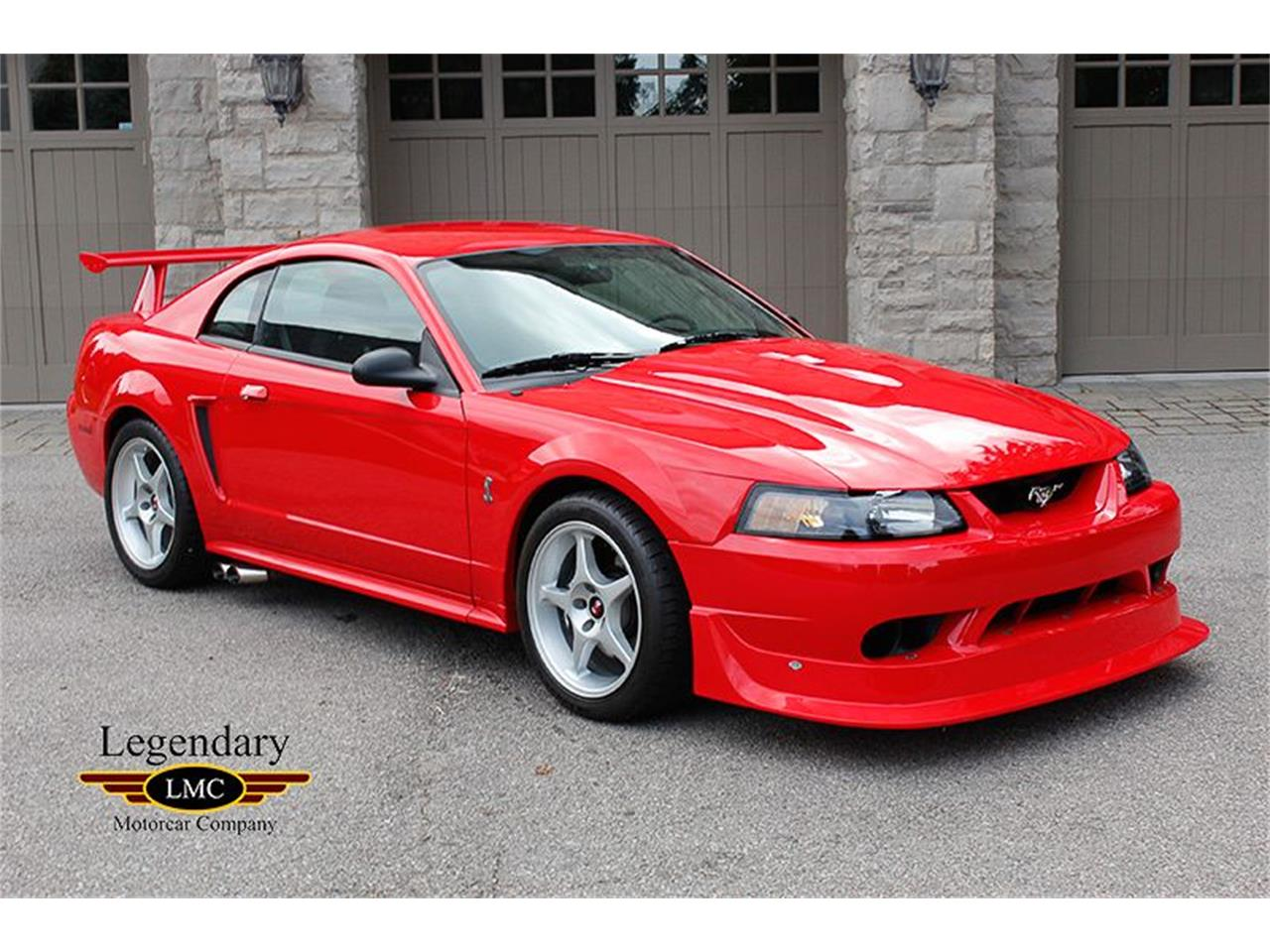 Large Picture of '00 Mustang SVT Cobra - Q4T8
