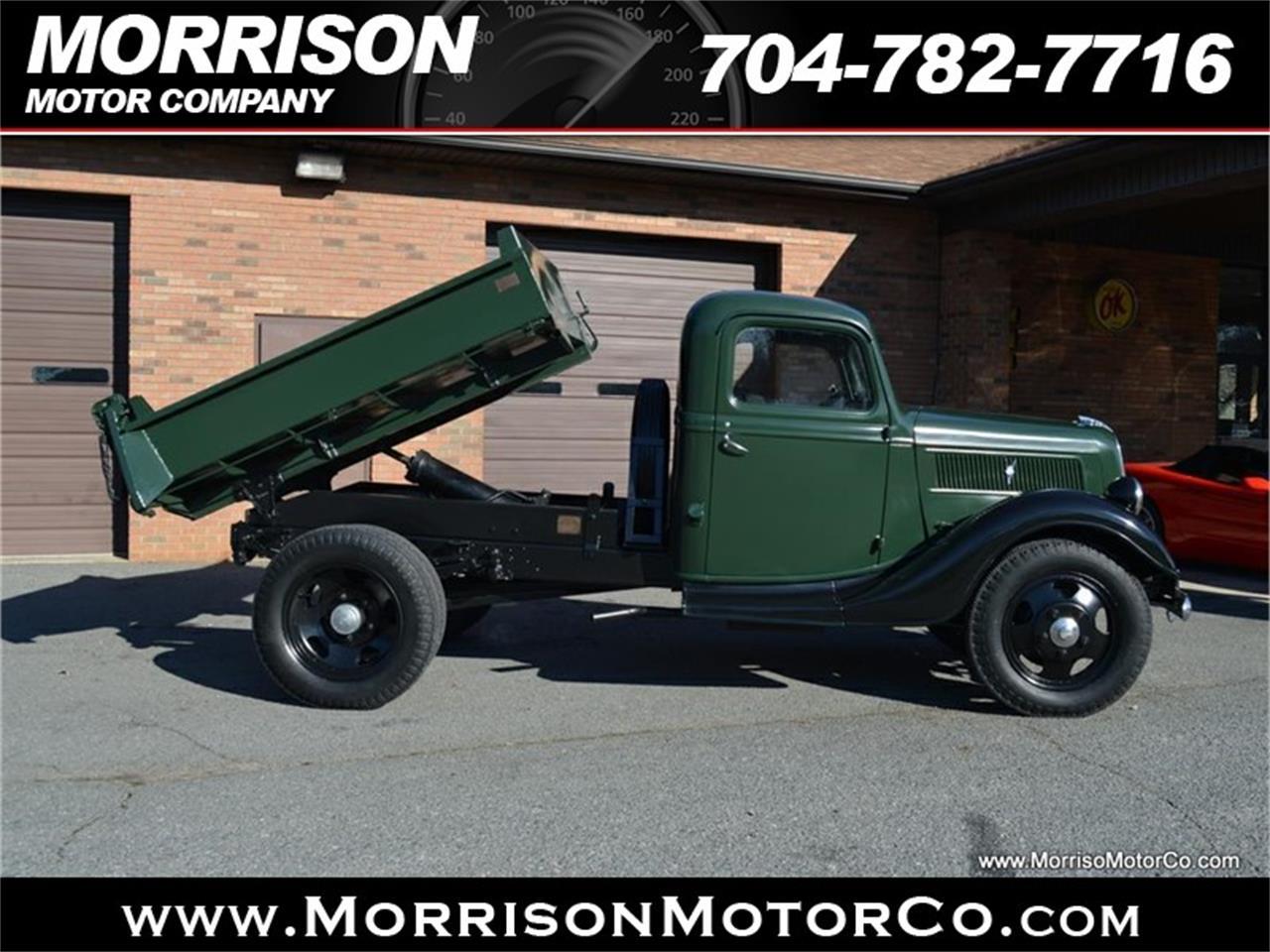 Large Picture of '37 Dump Truck - Q4T9