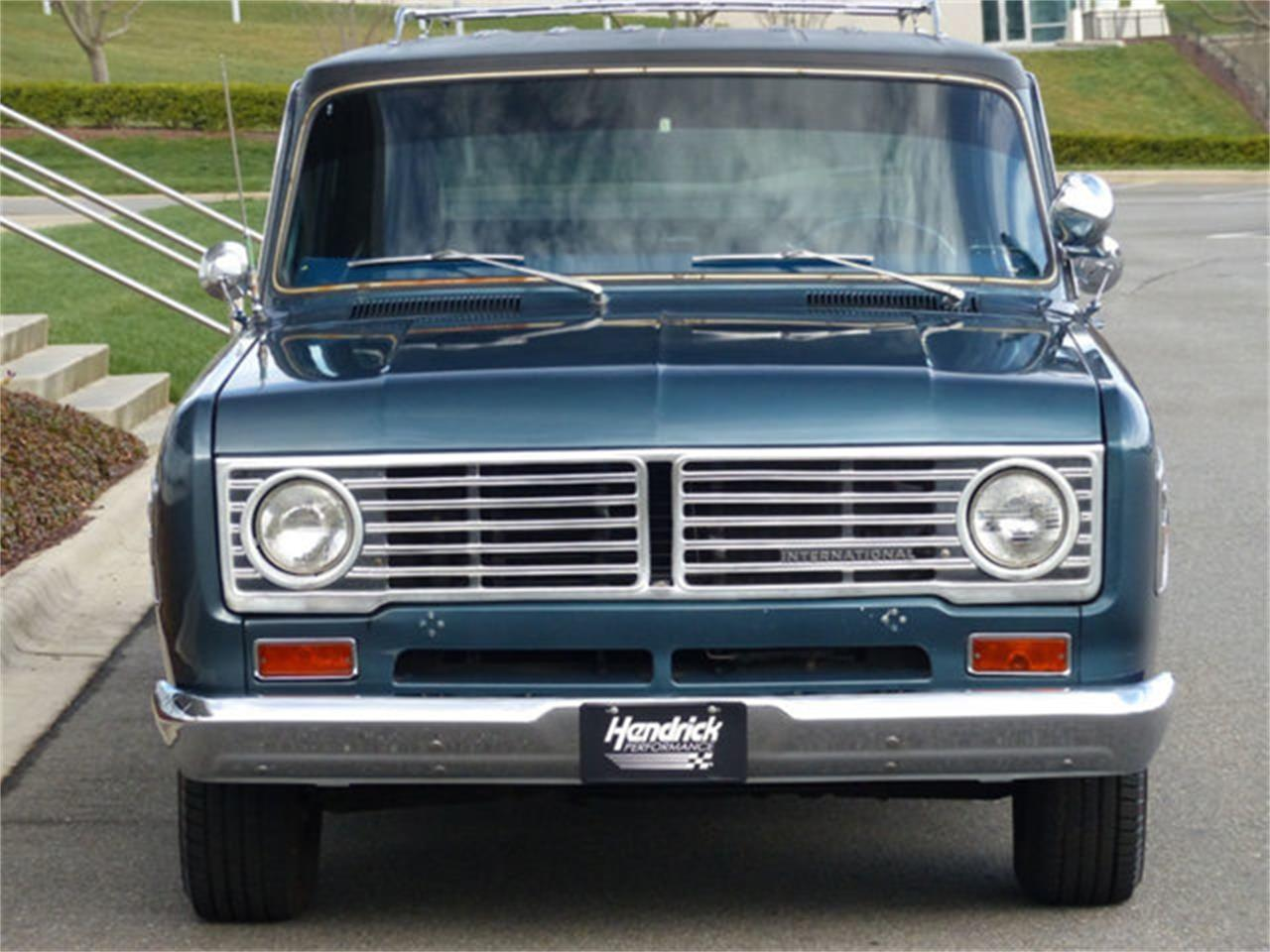 Large Picture of 1973 Travelall Offered by Hendrick Performance - Q4TC