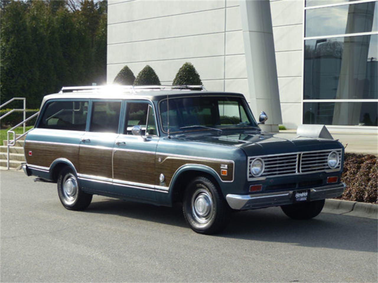 Large Picture of '73 International Travelall located in North Carolina - $29,990.00 Offered by Hendrick Performance - Q4TC