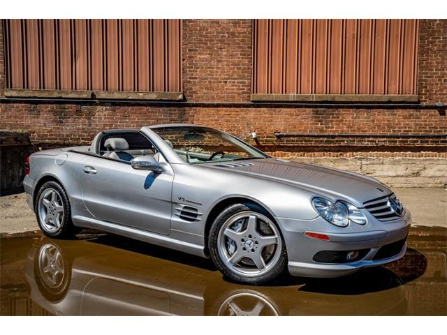 Picture of '03 SL55 - Q4TH