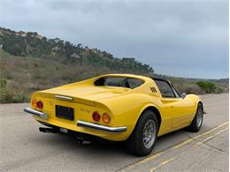 Picture of 1973 Ferrari 246 GTS Dino located in San Diego California Offered by Symbolic International - Q4TN