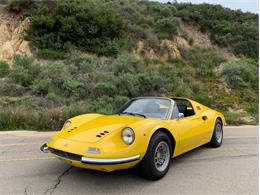 Picture of Classic 1973 Ferrari 246 GTS Dino located in San Diego California Offered by Symbolic International - Q4TN