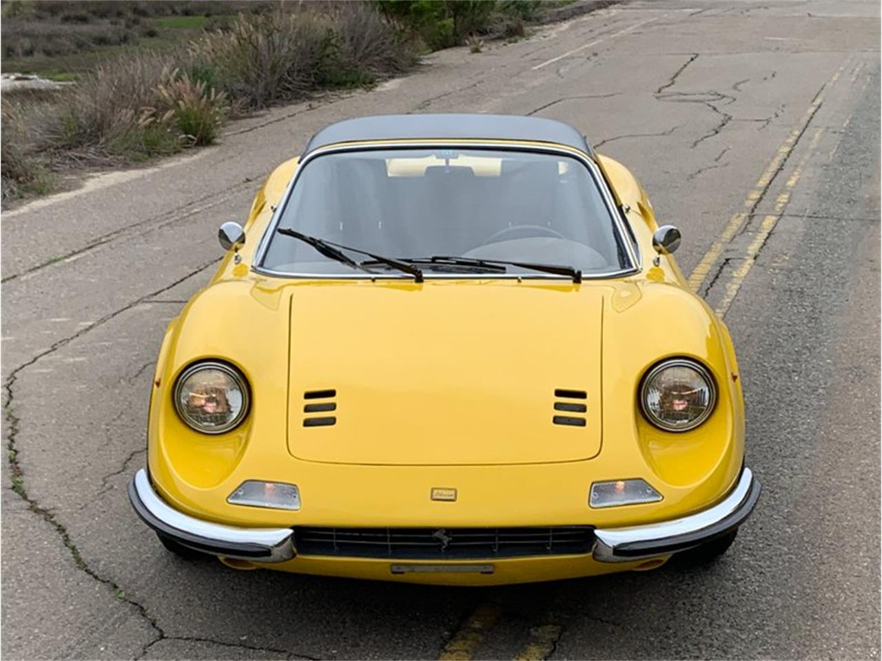 Large Picture of 1973 Ferrari 246 GTS Dino located in California Offered by Symbolic International - Q4TN