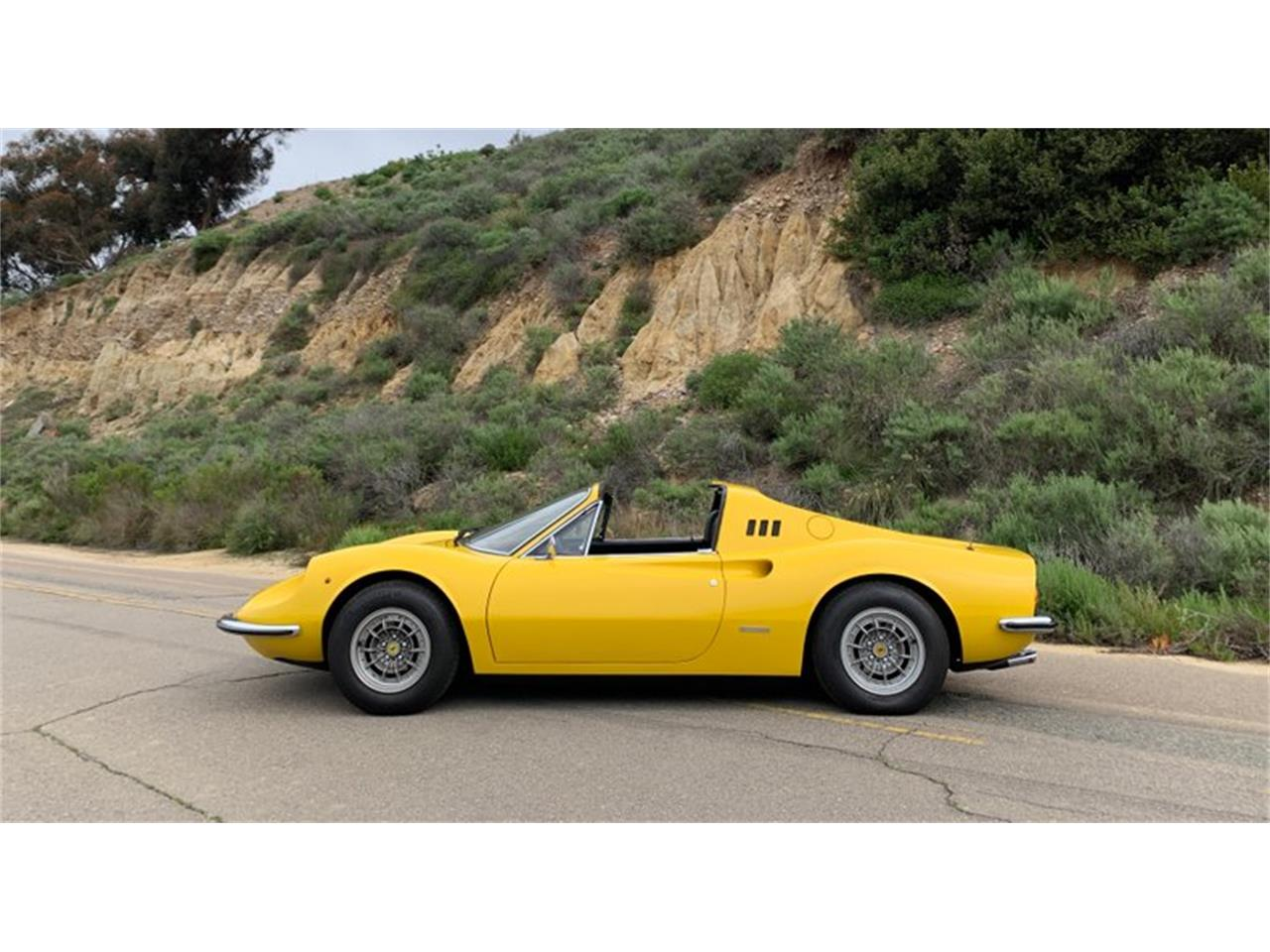 Large Picture of '73 246 GTS Dino located in San Diego California Auction Vehicle - Q4TN