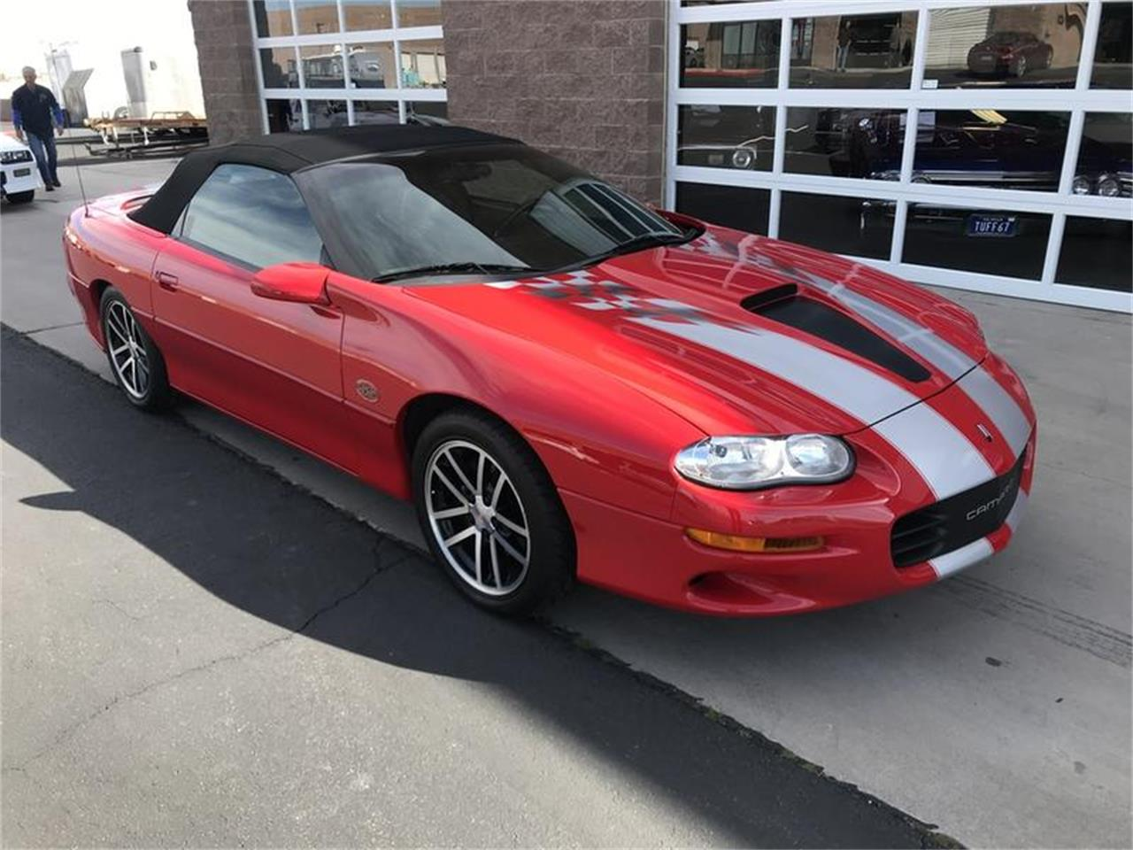Large Picture of 2002 Camaro SS Z28 Offered by Atomic Motors - Q4TQ