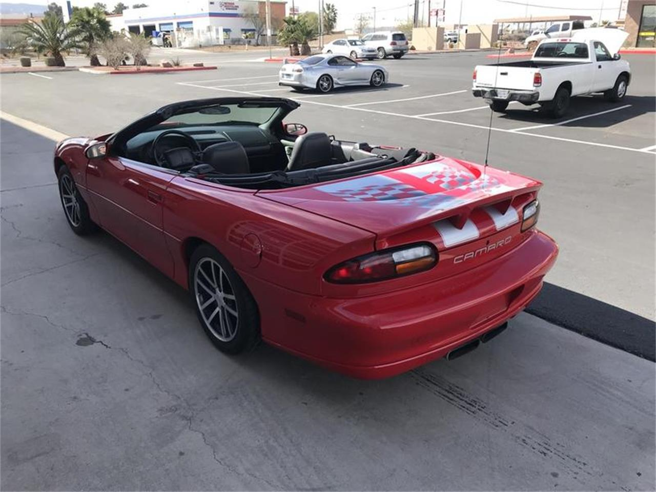 Large Picture of 2002 Camaro SS Z28 located in Nevada - Q4TQ