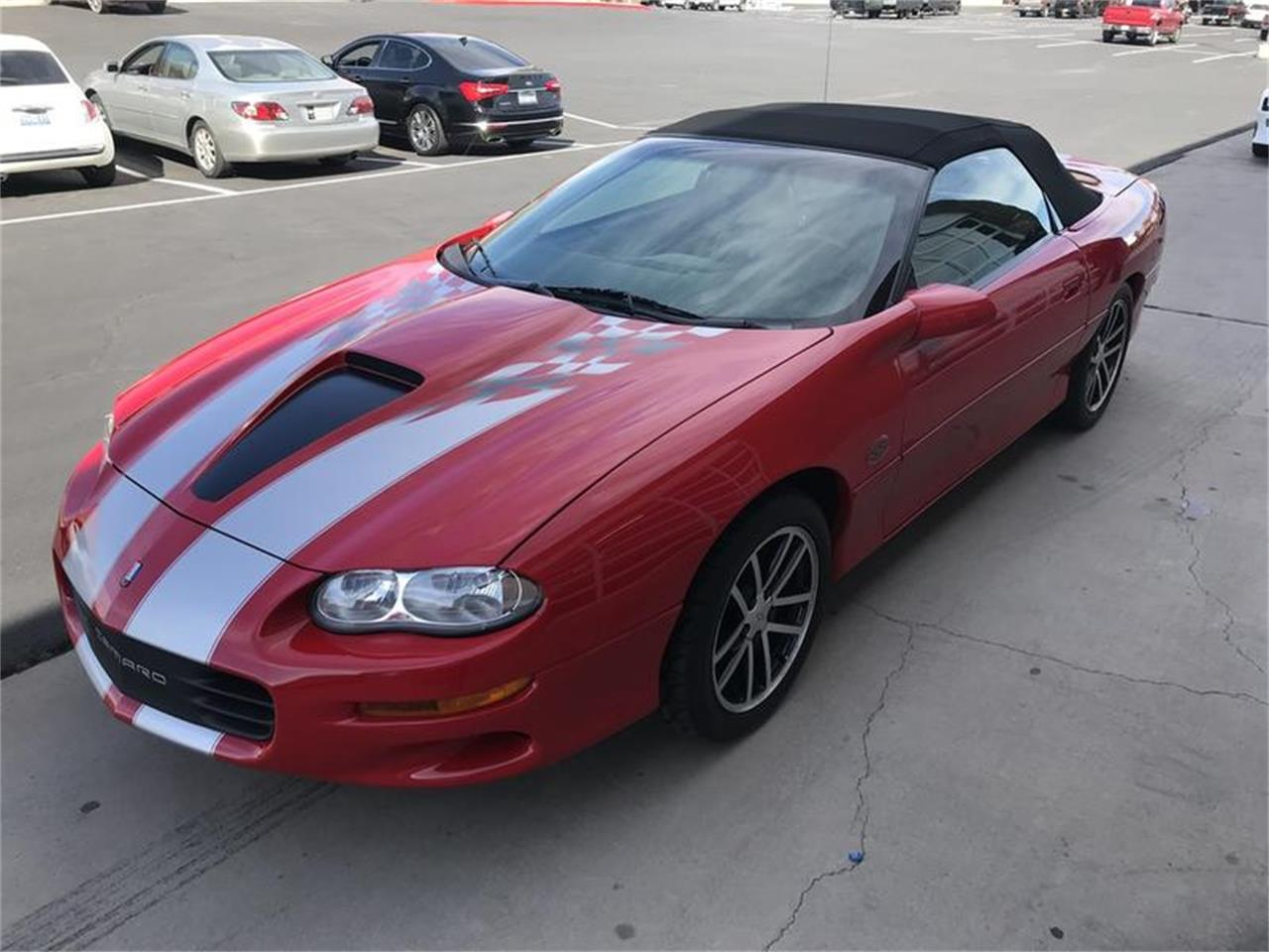 Large Picture of 2002 Chevrolet Camaro SS Z28 - $19,980.00 - Q4TQ