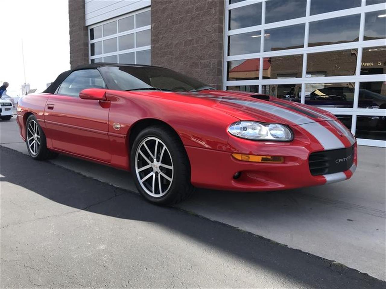 Large Picture of '02 Camaro SS Z28 located in Henderson Nevada - $19,980.00 Offered by Atomic Motors - Q4TQ