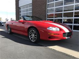 Picture of 2002 Chevrolet Camaro SS Z28 located in Nevada - $19,980.00 Offered by Atomic Motors - Q4TQ