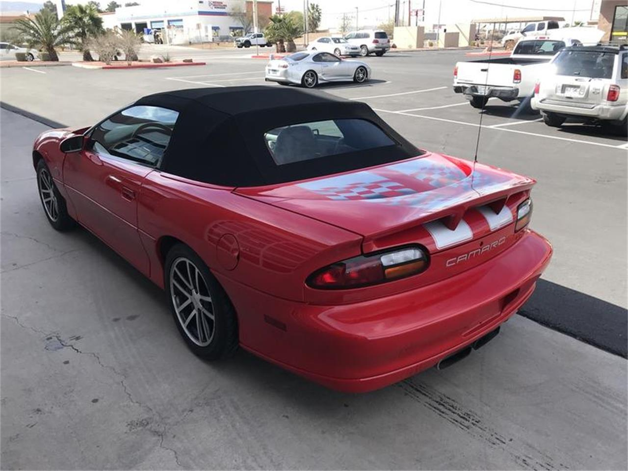 Large Picture of 2002 Chevrolet Camaro SS Z28 - Q4TQ