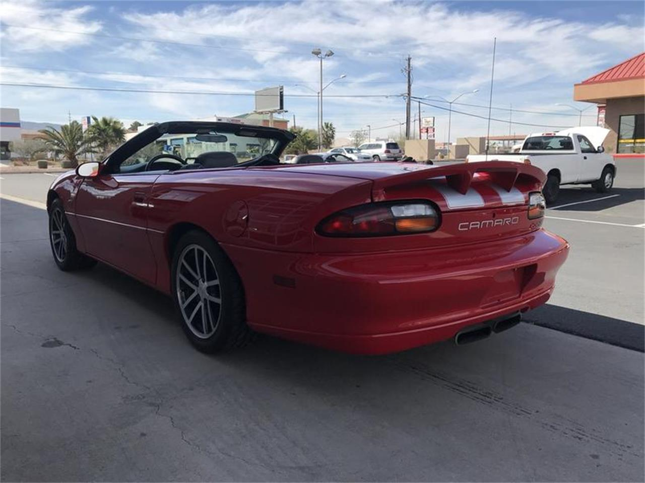 Large Picture of '02 Camaro SS Z28 located in Nevada - $19,980.00 - Q4TQ