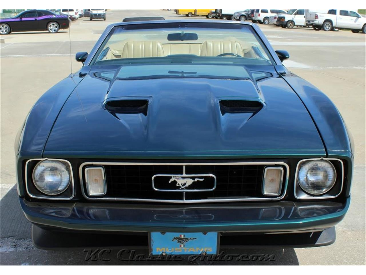 Large Picture of '73 Mustang - Q4TR