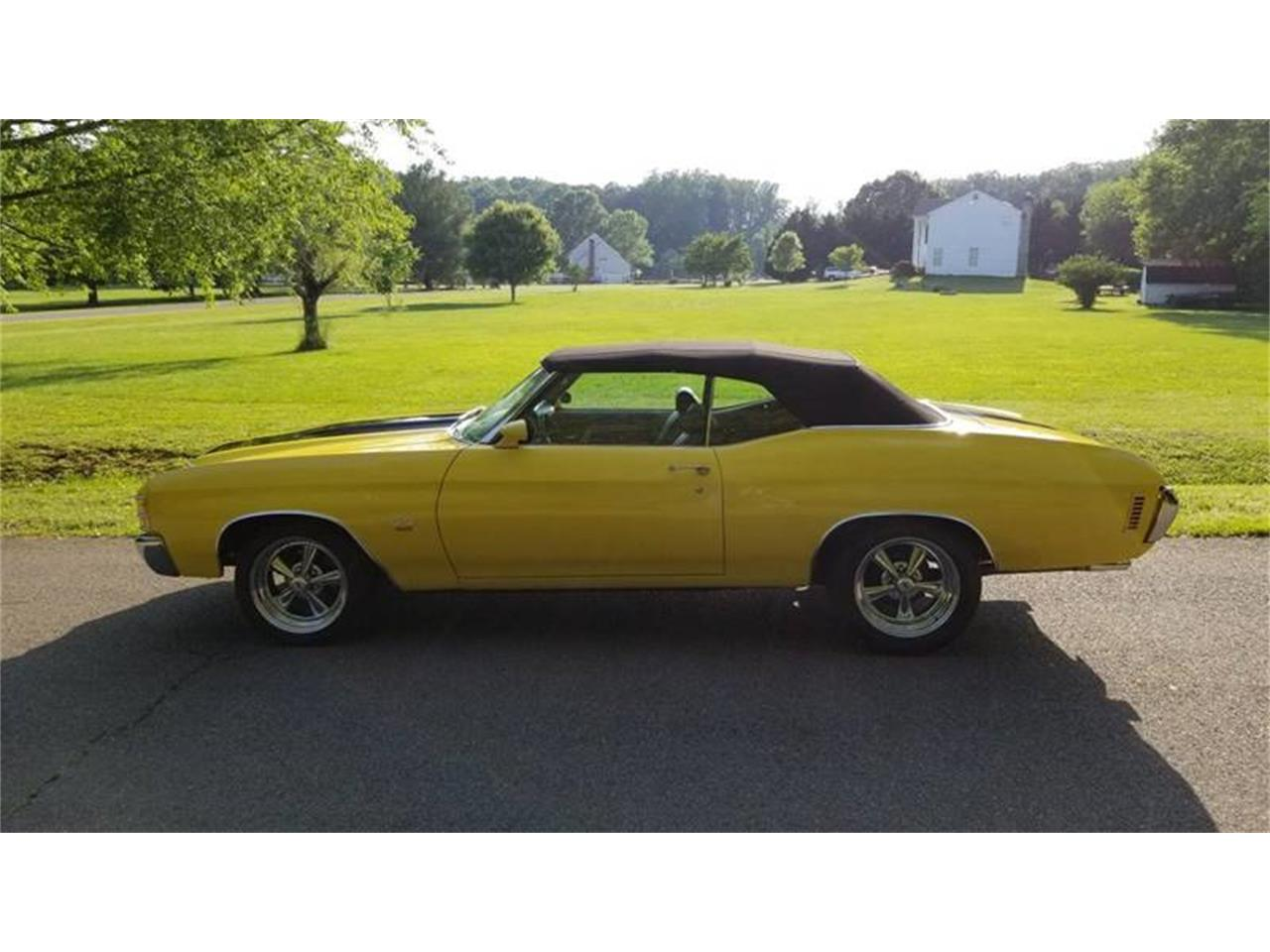 Large Picture of Classic 1971 Chevrolet Chevelle - $59,900.00 - Q4TT