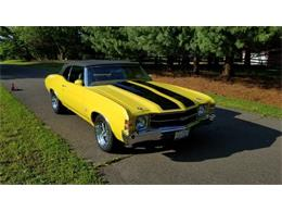 Picture of Classic 1971 Chevrolet Chevelle located in Clarksburg Maryland Offered by Eric's Muscle Cars - Q4TT