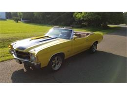 Picture of Classic 1971 Chevelle located in Maryland - $59,900.00 Offered by Eric's Muscle Cars - Q4TT