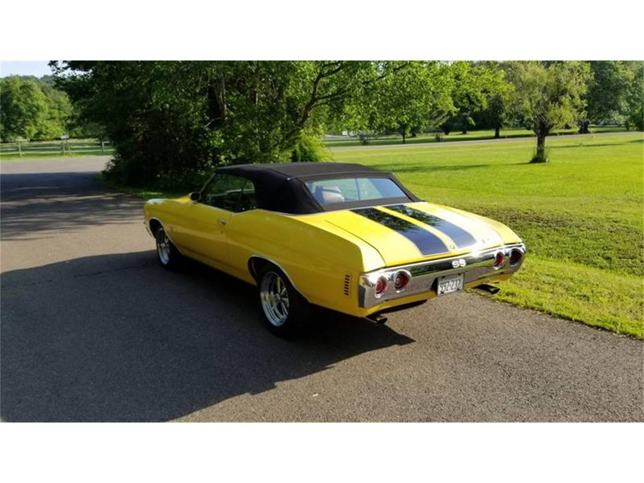 Large Picture of Classic 1971 Chevrolet Chevelle - $59,900.00 Offered by Eric's Muscle Cars - Q4TT