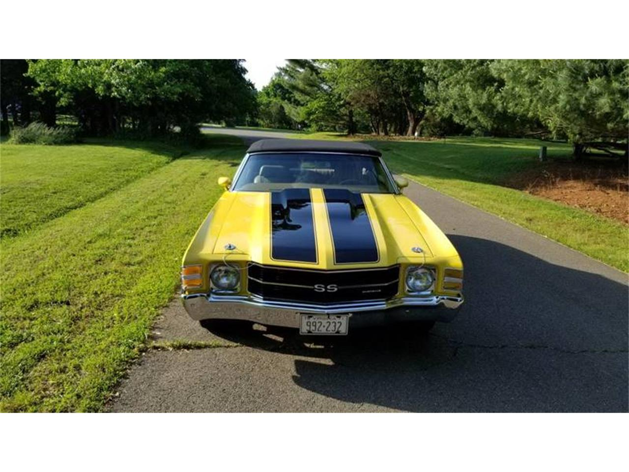 Large Picture of Classic '71 Chevelle Offered by Eric's Muscle Cars - Q4TT