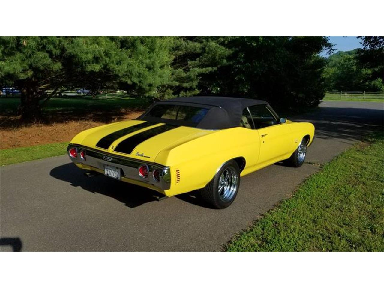 Large Picture of Classic '71 Chevrolet Chevelle located in Clarksburg Maryland Offered by Eric's Muscle Cars - Q4TT