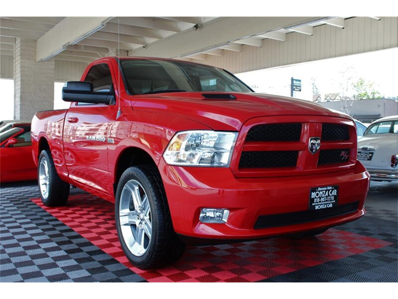 Large Picture of '12 Ram - Q4TZ