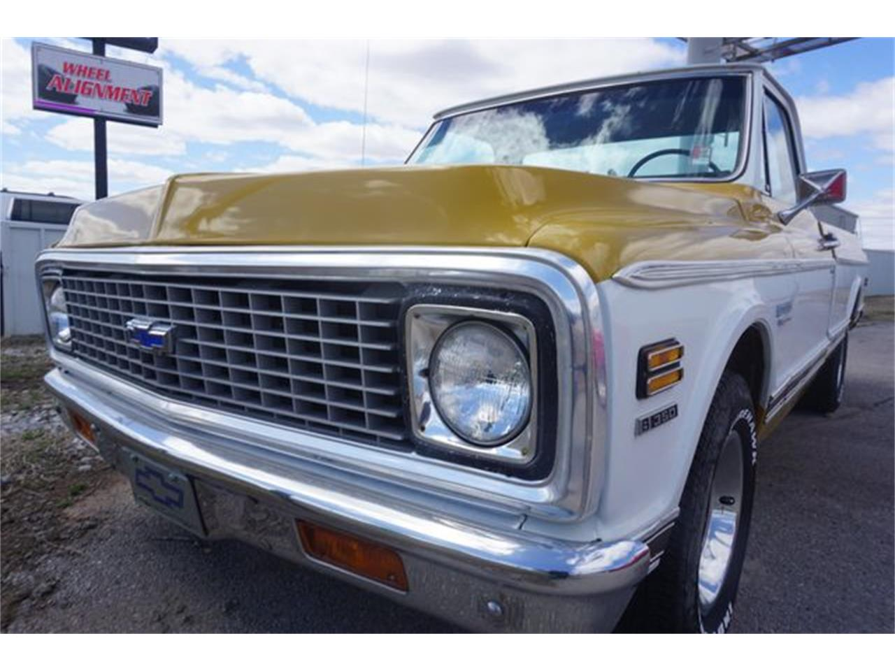 Large Picture of '72 Pickup - Q4U0