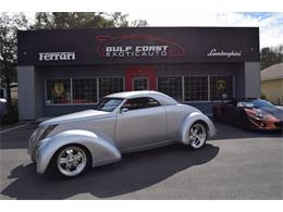 Picture of '37 Ford Custom Coupe - Q4U2