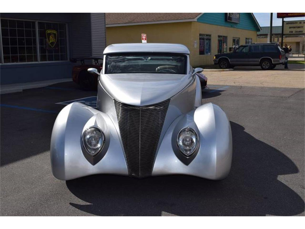 Large Picture of '37 Custom Coupe located in Mississippi - Q4U2