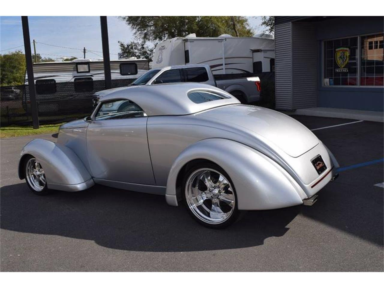 Large Picture of 1937 Custom Coupe located in Mississippi - $74,900.00 Offered by Gulf Coast Exotic Auto - Q4U2
