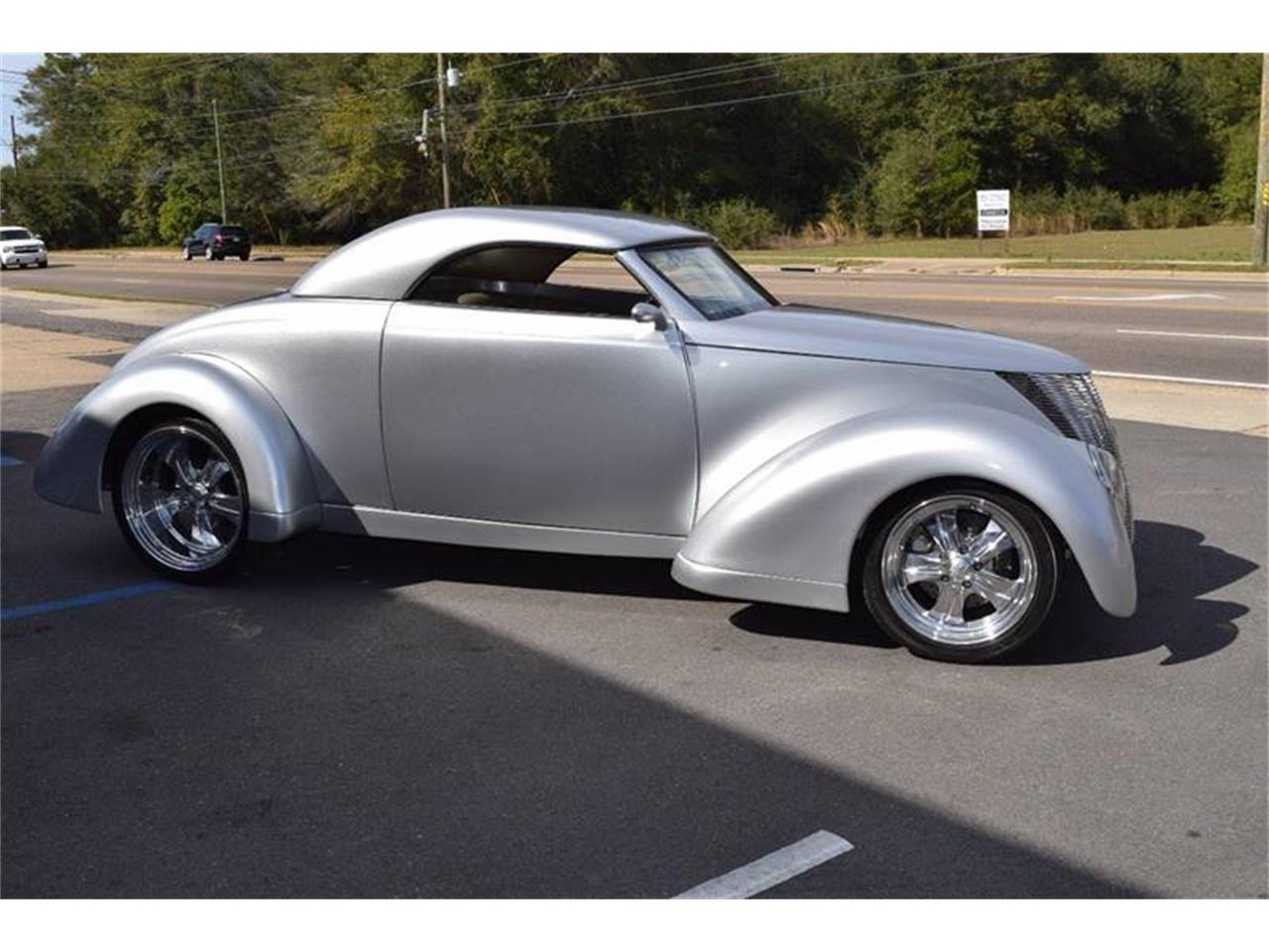 Large Picture of Classic 1937 Custom Coupe - $74,900.00 Offered by Gulf Coast Exotic Auto - Q4U2