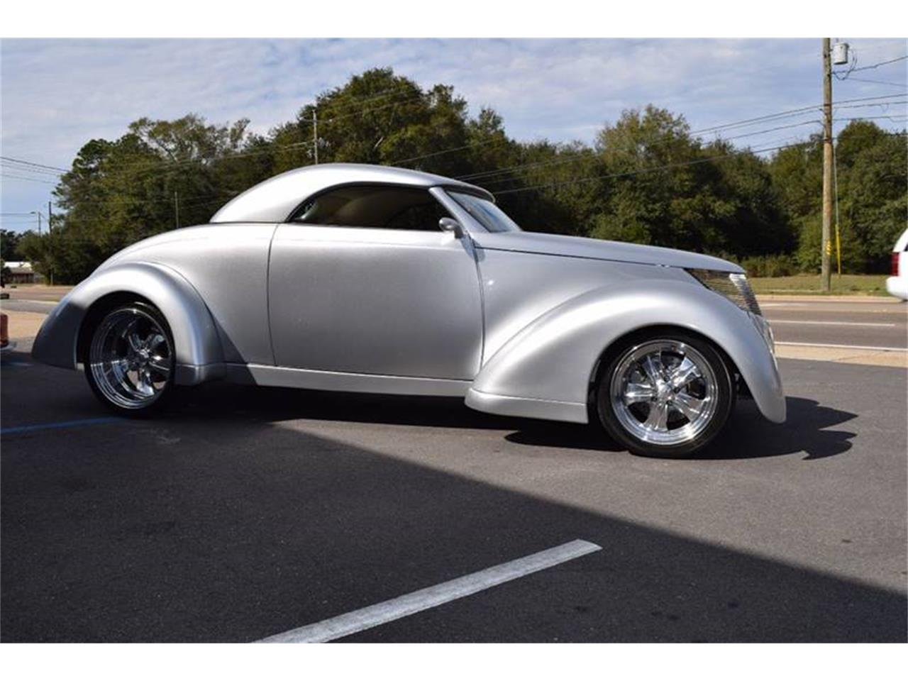 Large Picture of 1937 Custom Coupe located in Mississippi - Q4U2