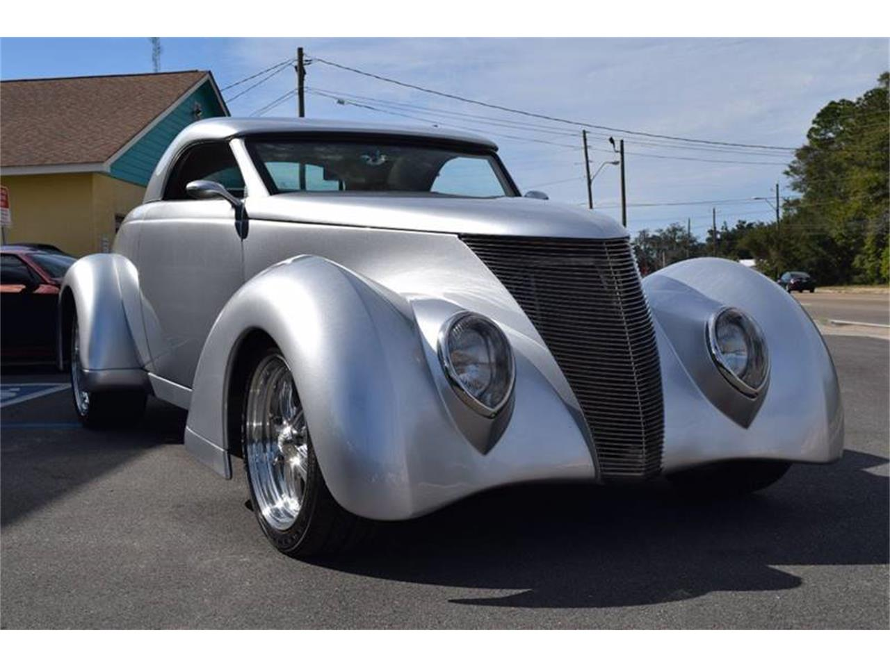 Large Picture of Classic '37 Custom Coupe Offered by Gulf Coast Exotic Auto - Q4U2