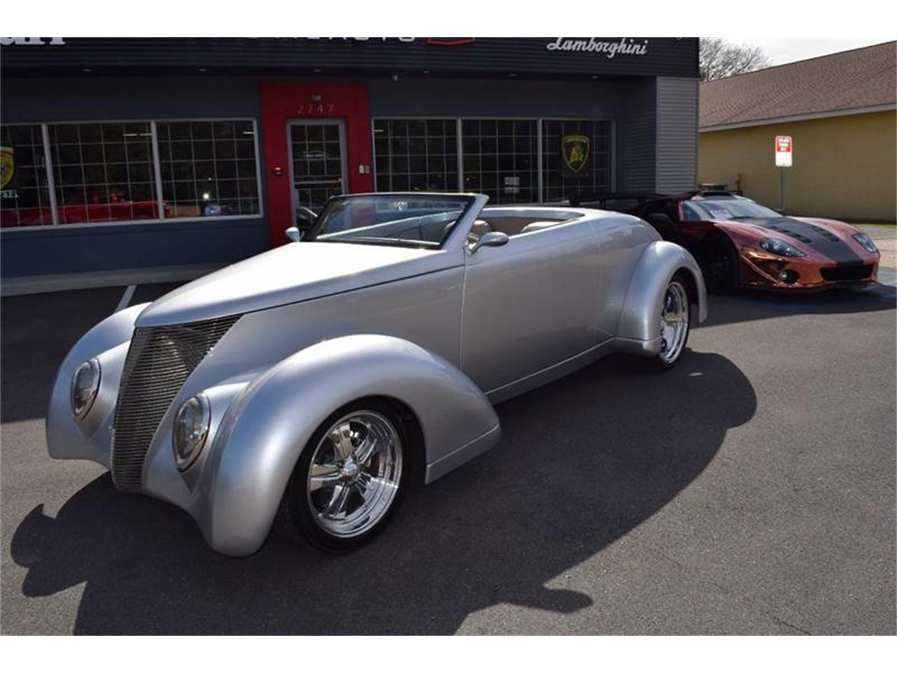 Large Picture of 1937 Ford Custom Coupe Offered by Gulf Coast Exotic Auto - Q4U2