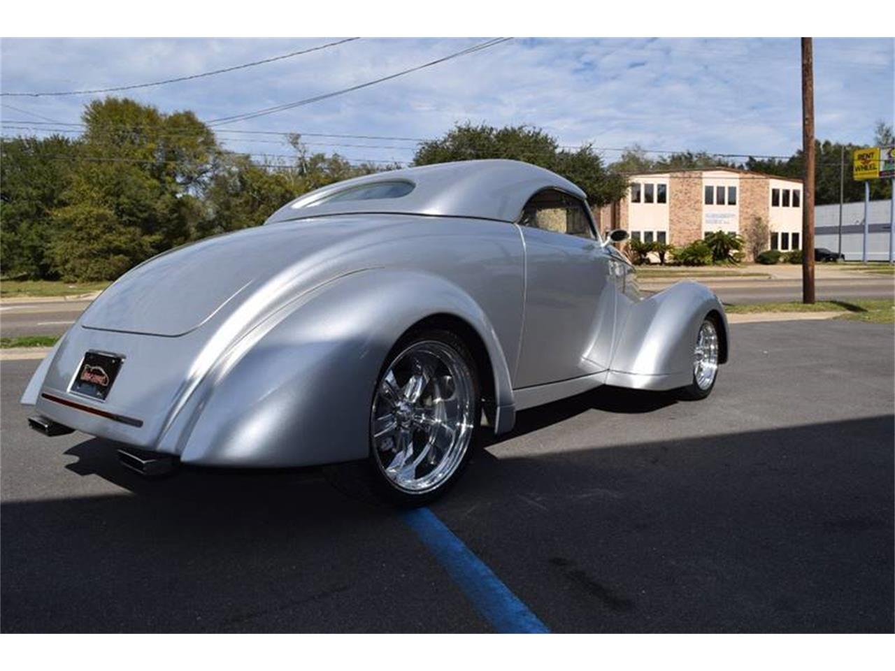Large Picture of 1937 Ford Custom Coupe - $74,900.00 Offered by Gulf Coast Exotic Auto - Q4U2