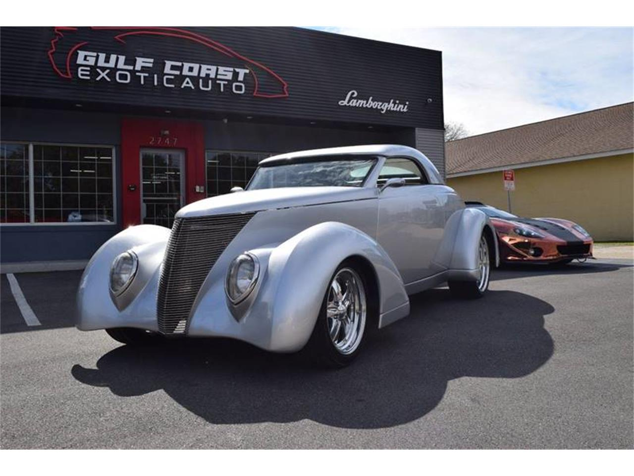 Large Picture of Classic 1937 Custom Coupe located in Mississippi - $74,900.00 - Q4U2