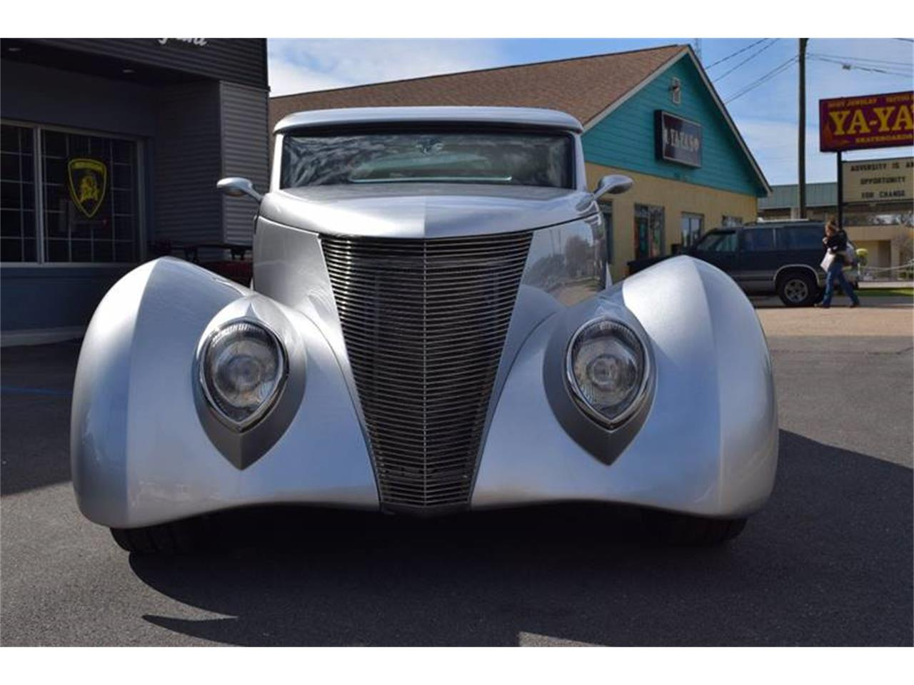 Large Picture of 1937 Custom Coupe located in Biloxi Mississippi Offered by Gulf Coast Exotic Auto - Q4U2