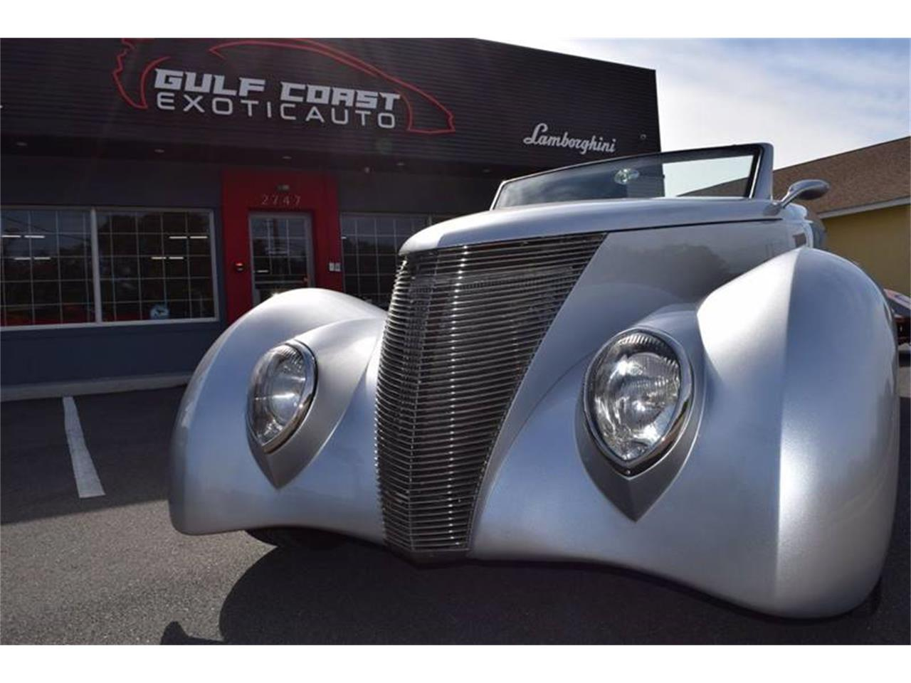 Large Picture of Classic 1937 Custom Coupe - Q4U2