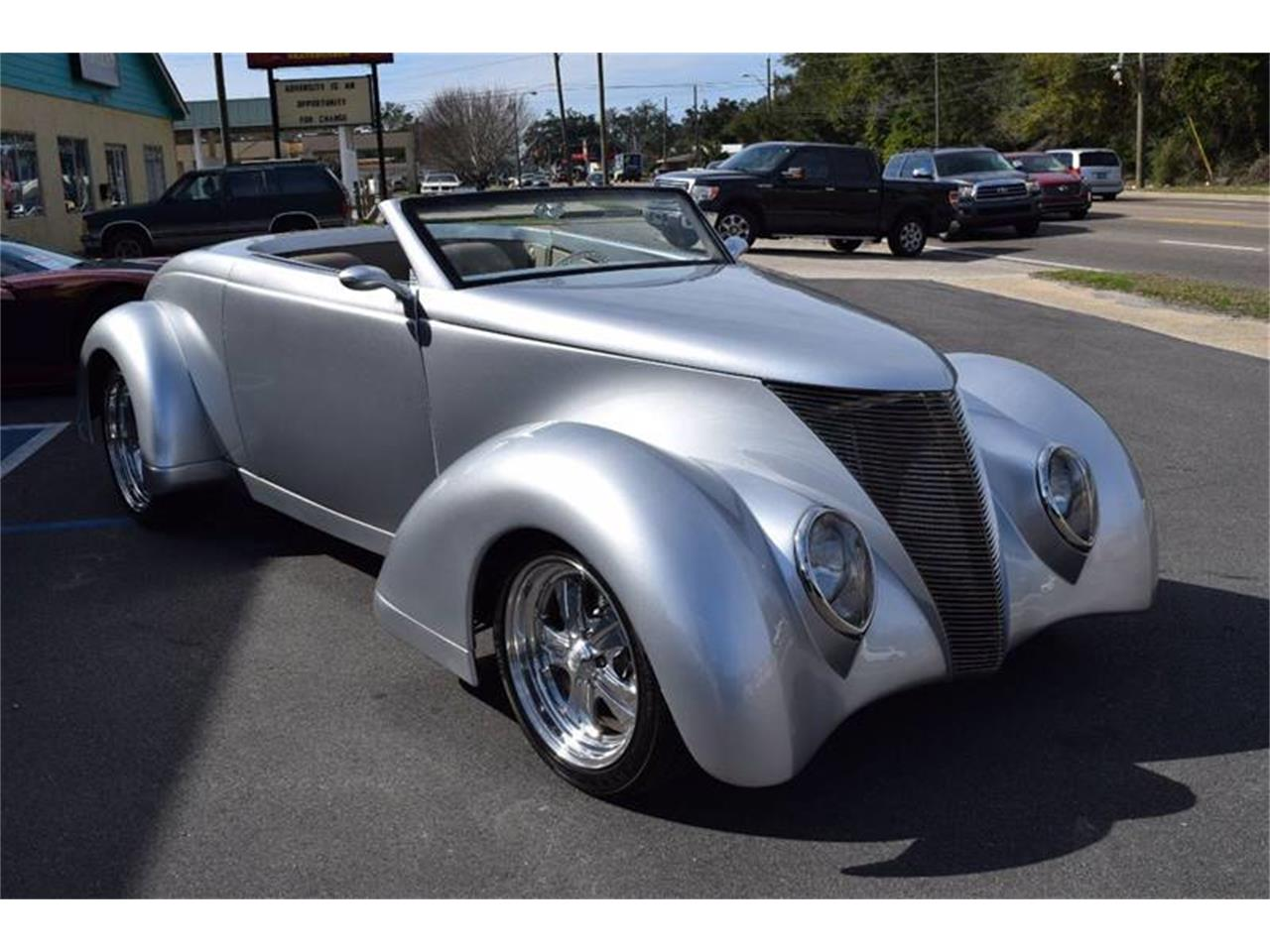 Large Picture of 1937 Ford Custom Coupe - Q4U2
