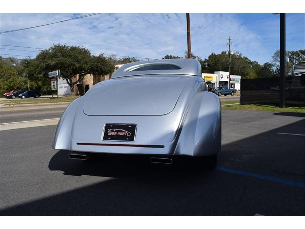 Large Picture of '37 Custom Coupe located in Mississippi Offered by Gulf Coast Exotic Auto - Q4U2