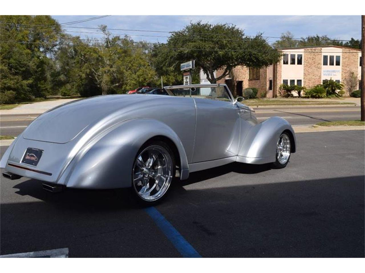 Large Picture of Classic 1937 Custom Coupe located in Biloxi Mississippi Offered by Gulf Coast Exotic Auto - Q4U2
