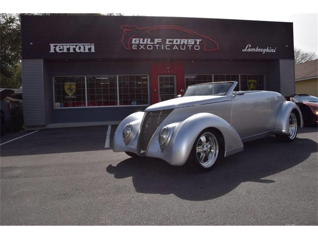 Large Picture of Classic '37 Ford Custom Coupe - $74,900.00 Offered by Gulf Coast Exotic Auto - Q4U2