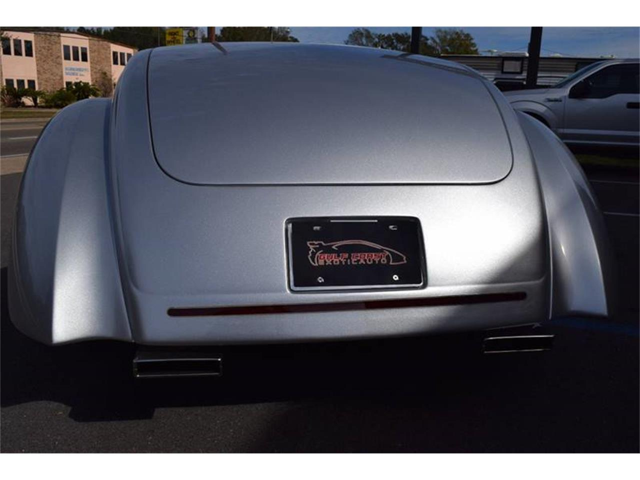 Large Picture of Classic '37 Ford Custom Coupe located in Mississippi Offered by Gulf Coast Exotic Auto - Q4U2
