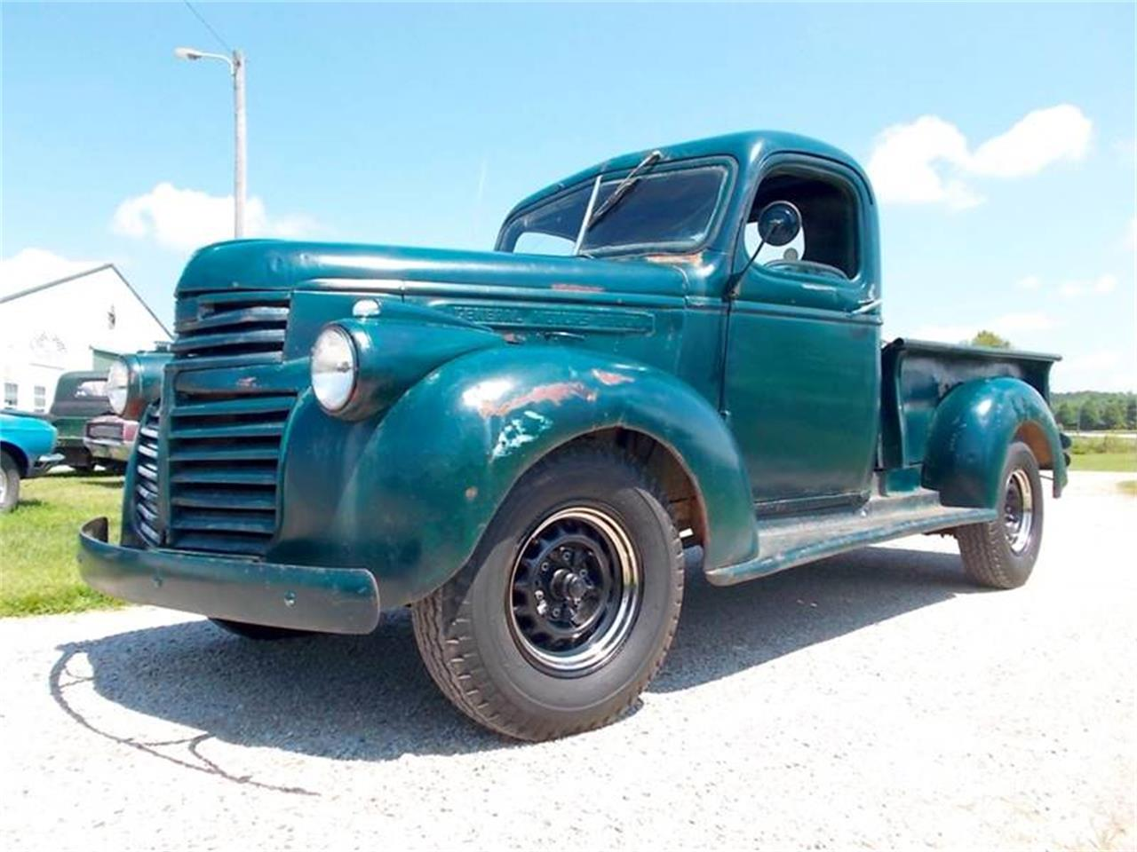 Large Picture of '46 Pickup - Q4UG