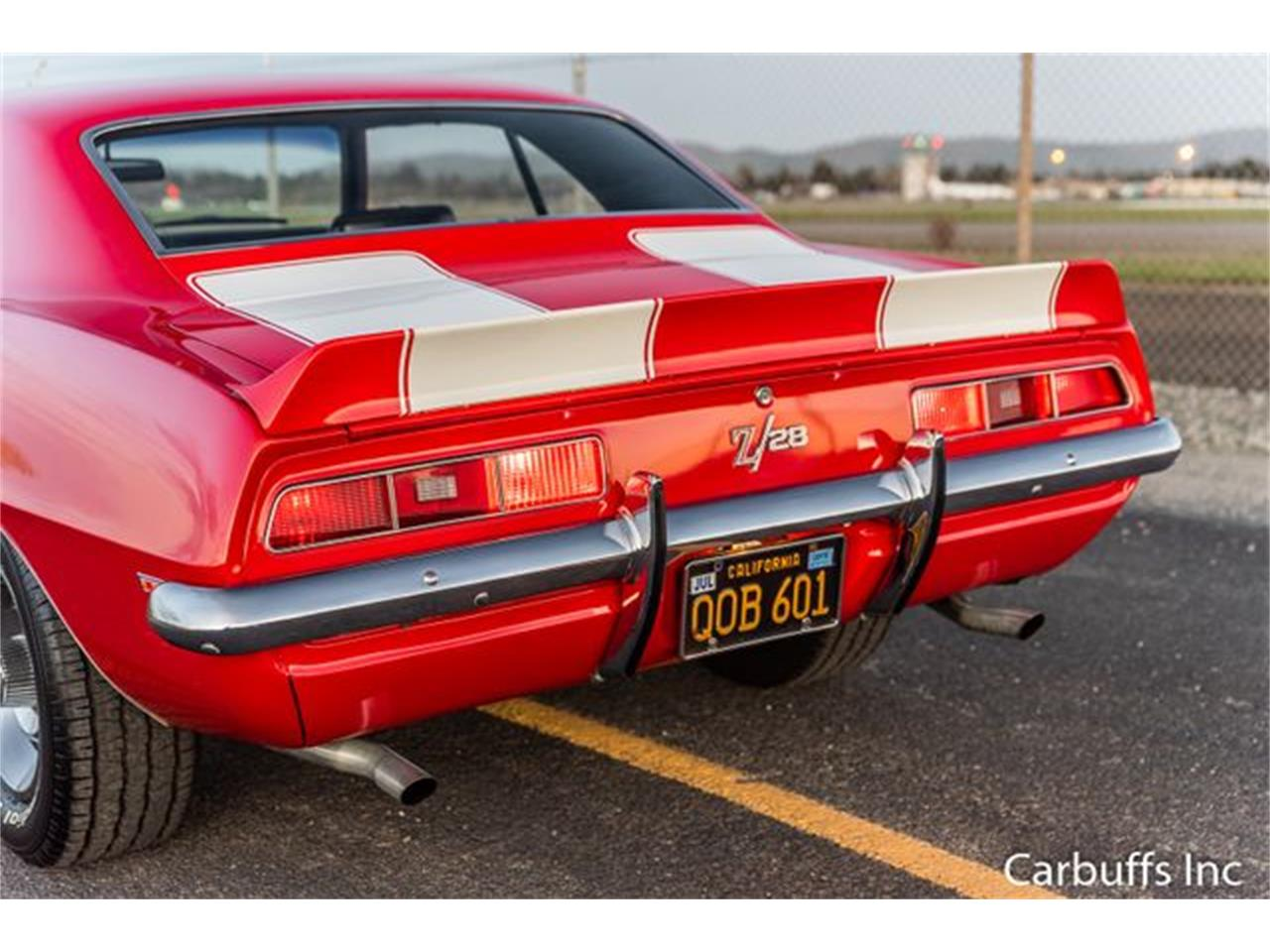 Large Picture of 1969 Chevrolet Camaro Offered by Carbuffs - Q4US