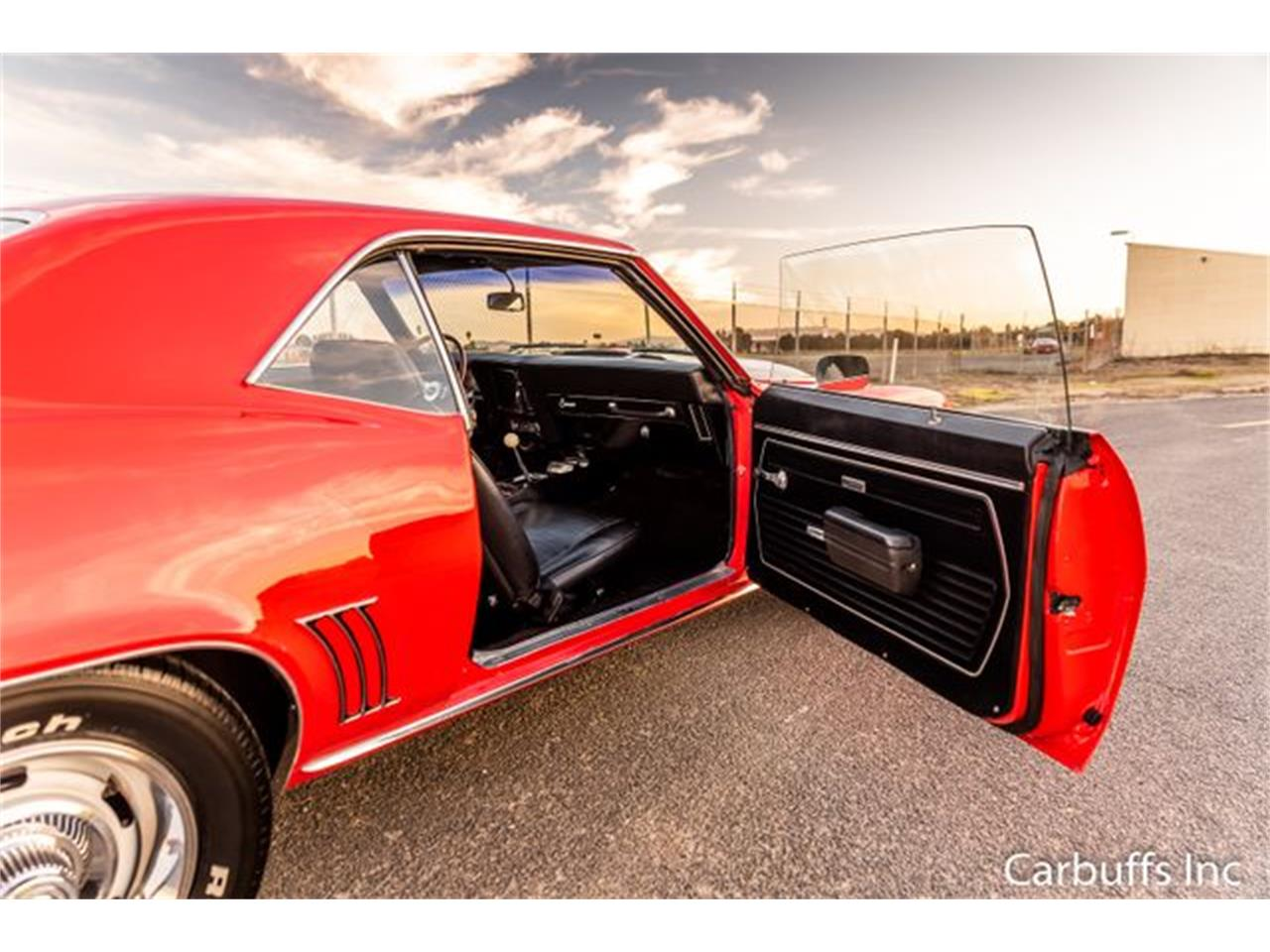 Large Picture of 1969 Chevrolet Camaro located in California - $39,950.00 Offered by Carbuffs - Q4US