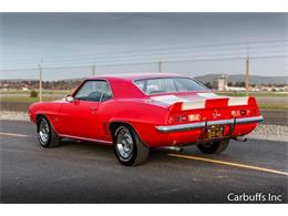 Picture of 1969 Chevrolet Camaro Offered by Carbuffs - Q4US
